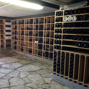 CaveauStar - Weinkeller nach Mass, tiefe Raumhöhe