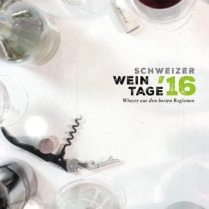 Schweizer Weintage in der Markthalle Basel